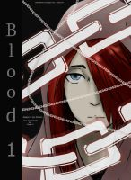 Blood Manga Cover by SH178