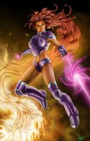 Starfire by Flocco