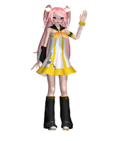 MMD Luka Rin-chan Lover Squad No. 2 by megpoid625