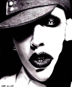 Manson 2 - Mr Contrast by Doctor-Pencil