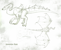 Viridis Rex by Elliekin