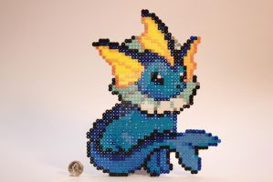 Pokemon Vaporeon by KokanutPixels