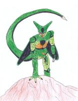 Imperfect Cell by BlinVarfi