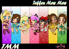 TMM-Tekken Mew Mew- by Desiree-U