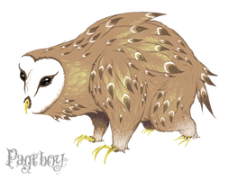 Owlbear by FutureDami