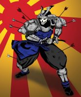 Samurai by DarkSaiyanNinja