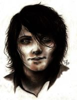 Gerard Way by KyogrePrincess16