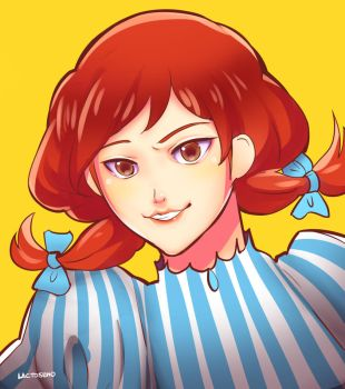 Wendys by lactoseho