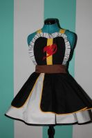 Natsu - Fairy Tail - Cosplay Pinafore by DarlingArmy