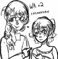 washington x two by orcareine