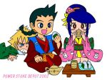Tea Party by chloebs