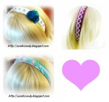 Headbands by zambicandy
