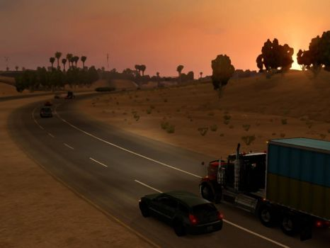ATS - Just Around The Bend [OPE] by asneakyninja1