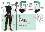 Ariel Lockwood - reference or something v2.0 by SirMeo