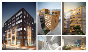 Block of flats design proposal by DonkaS
