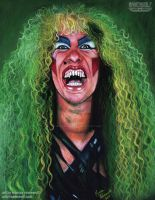 DEE SNIDER - Twisted Sister by The-Art-of-Ravenwolf
