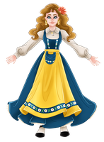 Small World Collab - Sweden by Paola-Tosca
