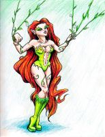 Poison Ivy by comritza