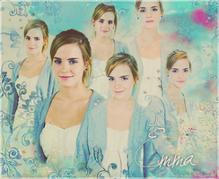 Emma Watson header by TheDiven