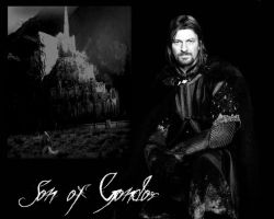 Son of Gondor by Vyrggy89