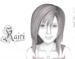 Kairi by cold-nostalgia