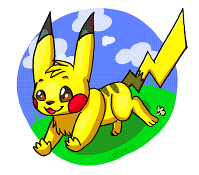Pikadoodle by Catbreon
