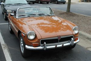 MG Midget by MisterEclipse