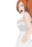 hot orihime by Bleach-Fairy