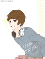 Liam Payne by TifaStrife01