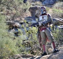 Ca-Loar Mandalorian Build by anarchysquared