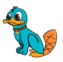 Perry the Platypus by Savanahcat