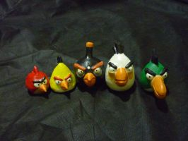 Angry birds by YamTorresIlustrador