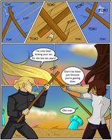 Court of Chaos - Page Nine by Zxel