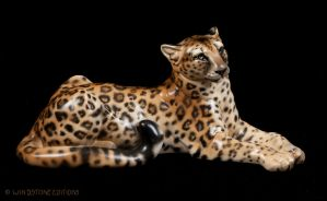 Jaguar Cougar by Reptangle