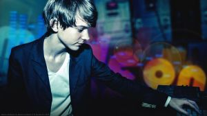 Madeon Wallpaper by Mysterious-Master-X
