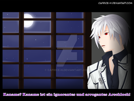 Vampire Knight Screenshot - Jay by Caprice-H