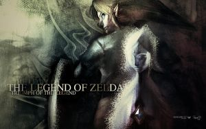 Zelda: Triumph of the Legend by Forza27
