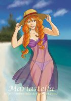 Nami One Piece by chibi-stella