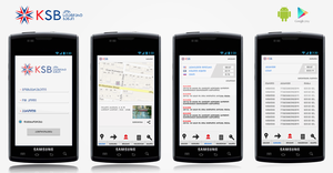 KSB ANDROID OS GUI by Sinauridze