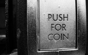 Push For Coin by AspartameChild