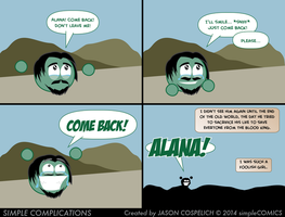 SC858 - Smile by simpleCOMICS