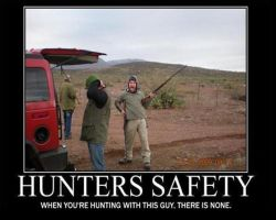 hunters safety by yq6