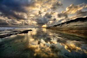 Tergniet beach1 by Zefisheye