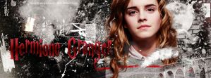 Hermione Granger portada by HappinessIsMusic