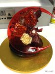 Sugar sculpture by Ninusen