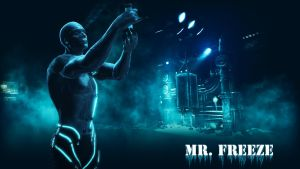Mr. Freeze (Dr. Victor Fries) Wallpaper by BatmanInc