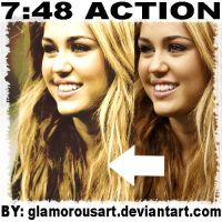 7:48 Action by glamorousart