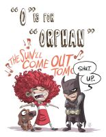 O Is For Orphan by OtisFrampton