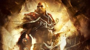 God of War: Ascension #1 Wallpaper by xKirbz