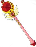 Cutie Moon Rod by tini